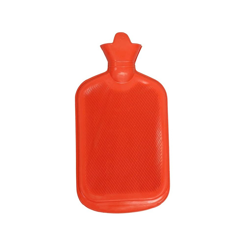 Punga din cauciuc pentru apa calda 2l, rosu - GMA28601
