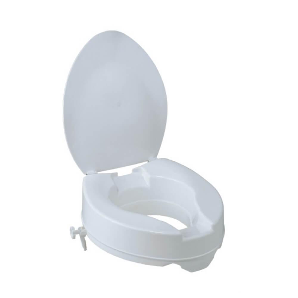 Inaltator wc de 10 cm cu capac - FS667B