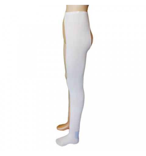 Ciorapi medicali anti-trombotici, tip pantalon cu fixare rapida in talie - ARS09