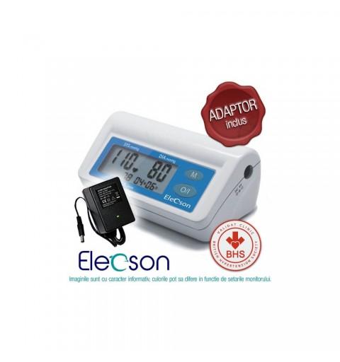 Tensiometru electronic Elecson pentru brat cu adaptor inclus - ELD526