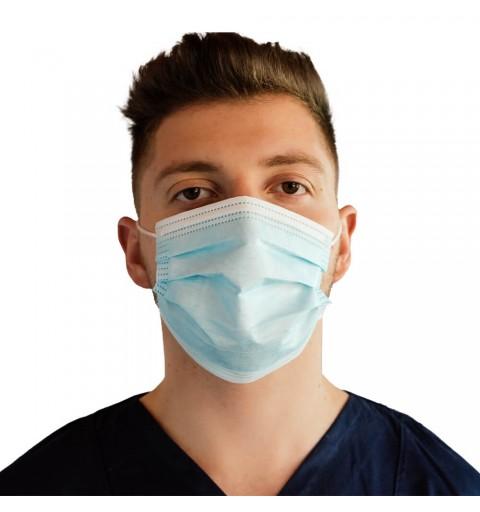 Masti medicale, Tip II, set...