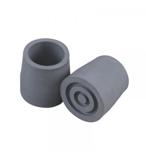 Pufere antialunecare din cauciuc, culoare gri - RV7030