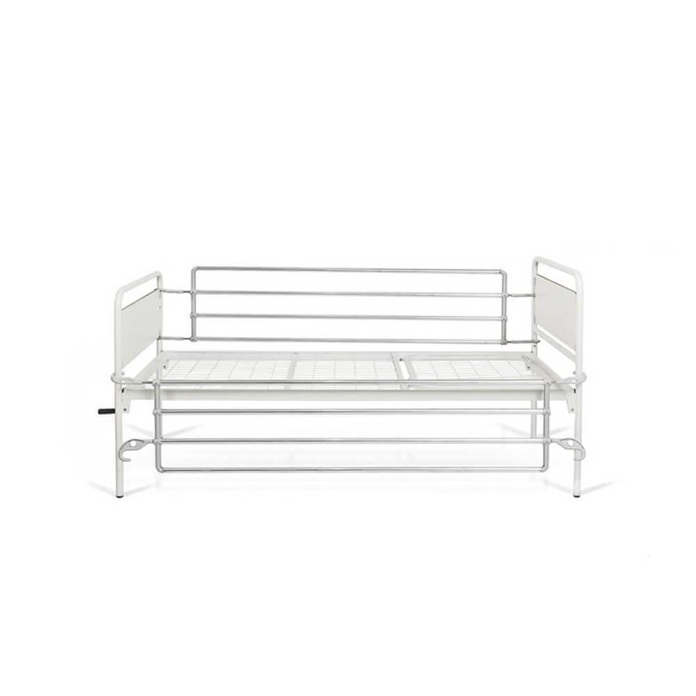 Laterale din aluminiu pentru pat Moretti - MI180