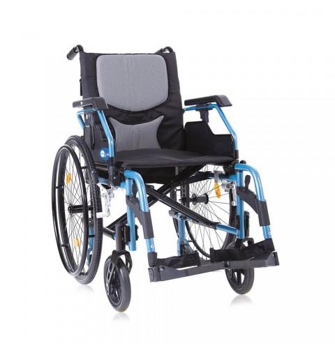 Carucior cu rotile pliabil, din aluminiu, cu model standard - CP790 Helios Pro