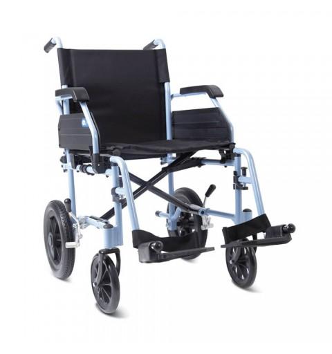 Carucior cu rotile pliabil, din aluminiu, cu roti tranzit - CP775 Helios Smart Go