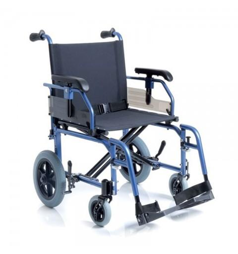 Carucior cu rotile pliabil din aluminiu, model tranzit - CP745 Helios Go Up