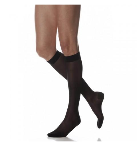 Ciorapi medicali pana la genunchi cu compresie de 18-22 mmHg si 140 DEN, NursingCare - MN31