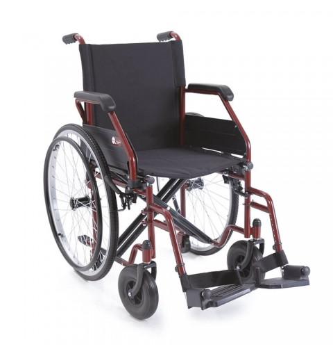 Carucior cu rotile, transport pacienti, actionare manuala - CP103R Start 2