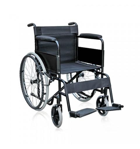 Carucior cu rotile pliabil, transport pacienti, actionare manuala - BME4611