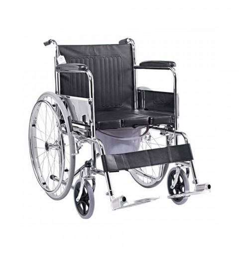 Carucior/scaun WC cu roti - BME4624