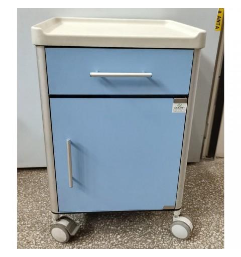RESIGILAT: Noptiera cu sertar si dulap - DOL9010HPL