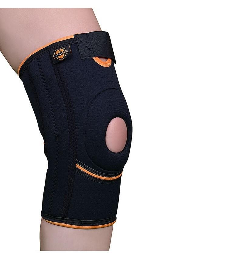 Orteza scurta genunchi suport rotula si ligamente - ARK2102