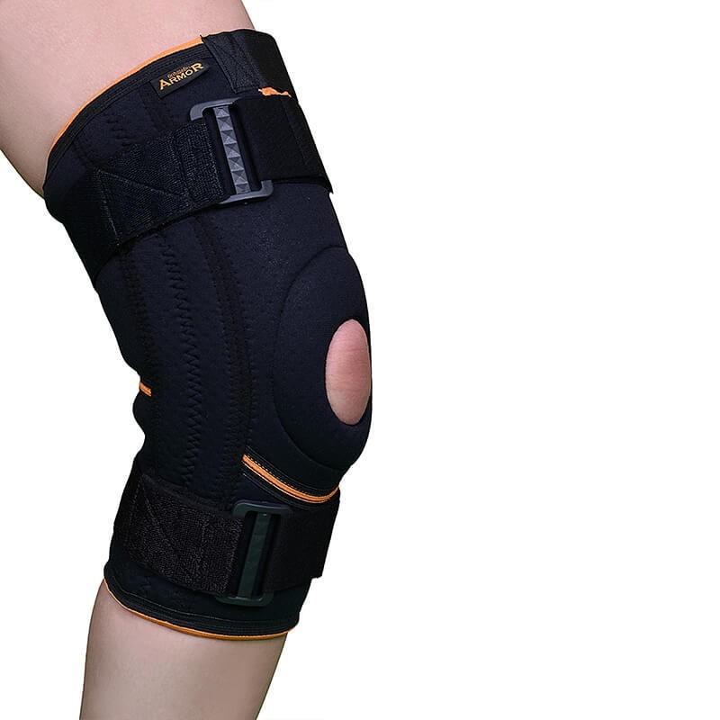 Orteza lunga genunchi suport rotula si ligamente - ARK2103