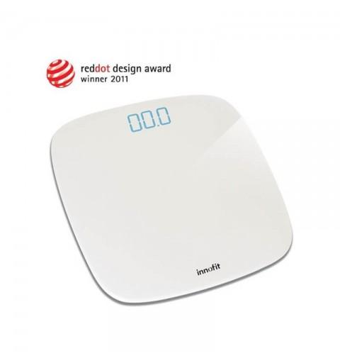 Cantar digital corporal alb ultraslim 180 kg INN-111