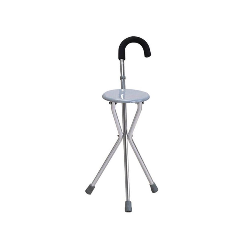 Baston cu scaun pliabil (3 picioare) - FS911L