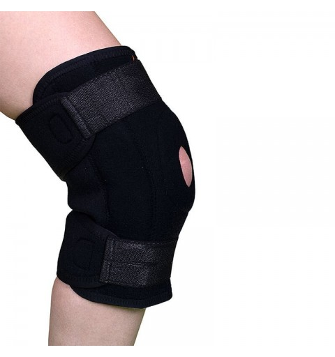 Genunchiera suport ligamente cu insetii metalice - ARK5104