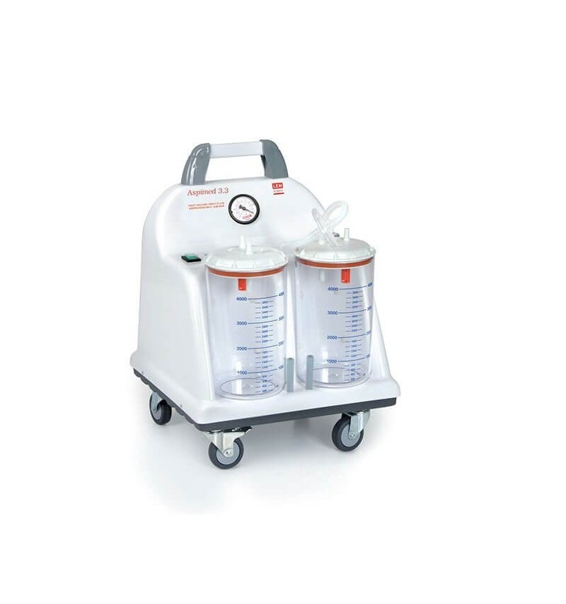 Aspirator chirurgical ASPIMED 3.4 - LTA340