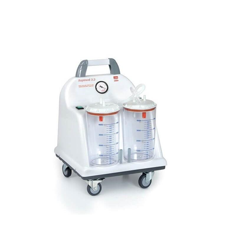 Aspirator chirurgical ASPIMED 3.4 - LTA341