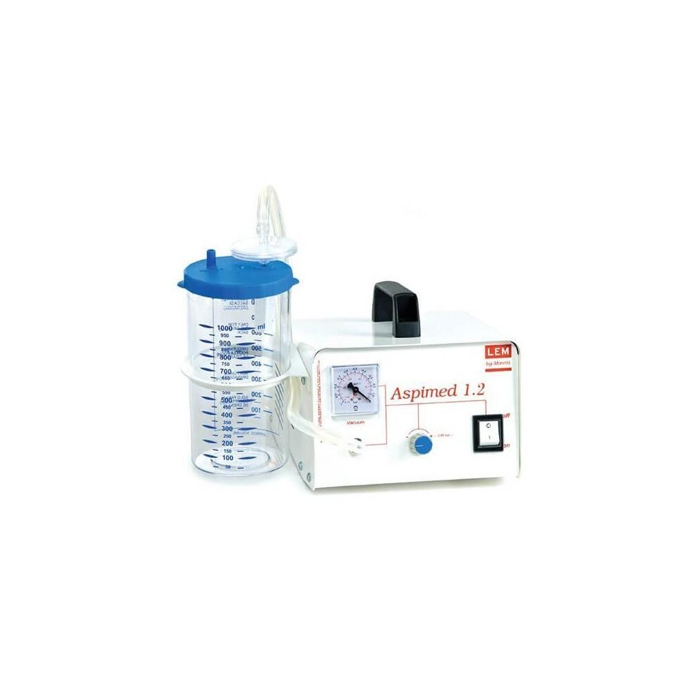 Aspirator chirurgical ASPIMED 1.2 - LTA120