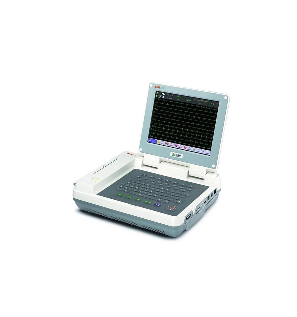 Electrocardiograf Biolight cu 12 canale - E80