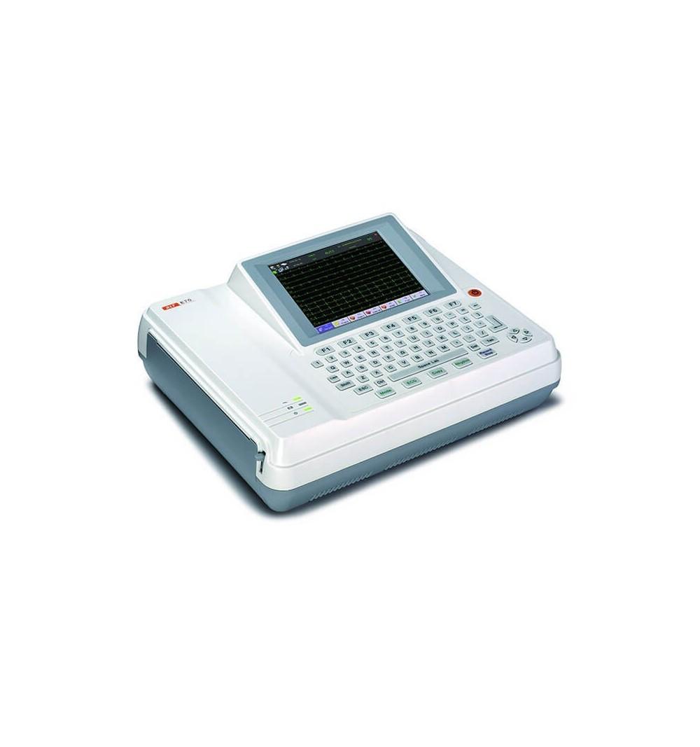 Electrocardiograf Biolight cu 12 canale - E70