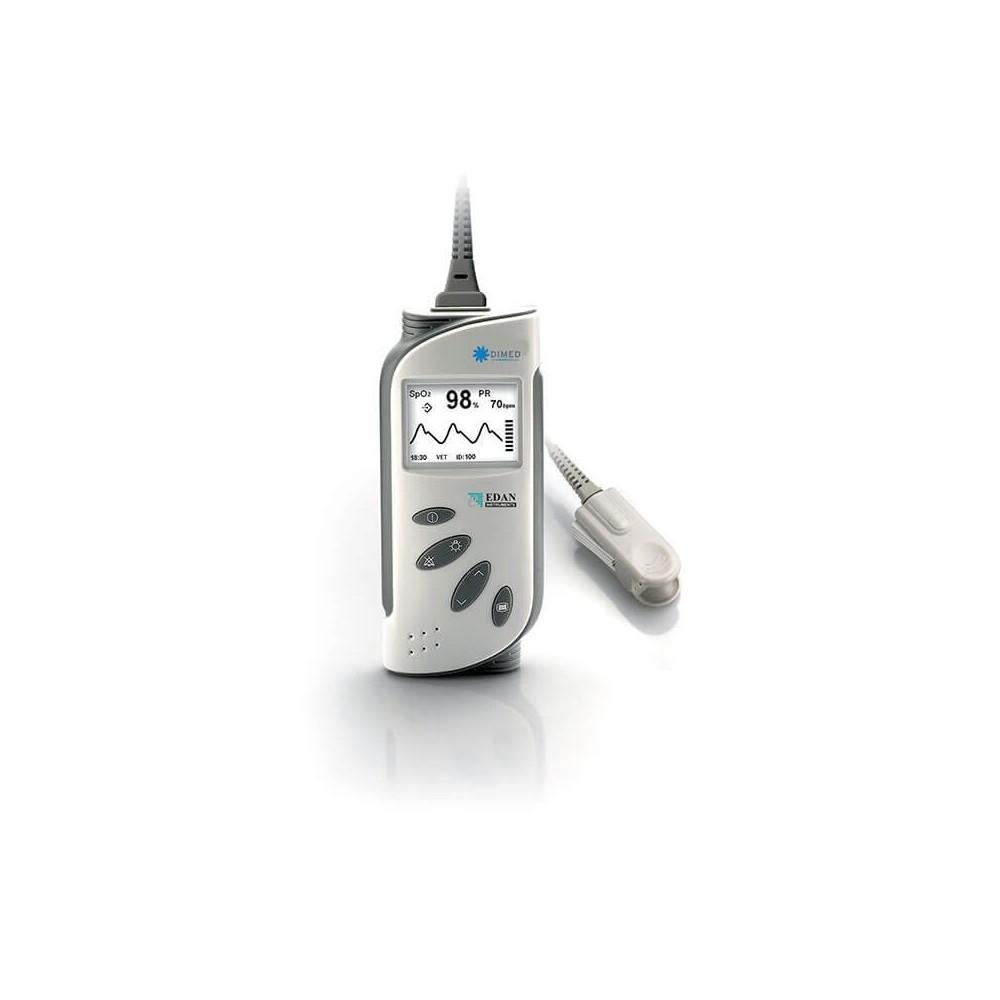 Pulsoximetru deget portabil cu alarma si ecran afisaj - LTD822