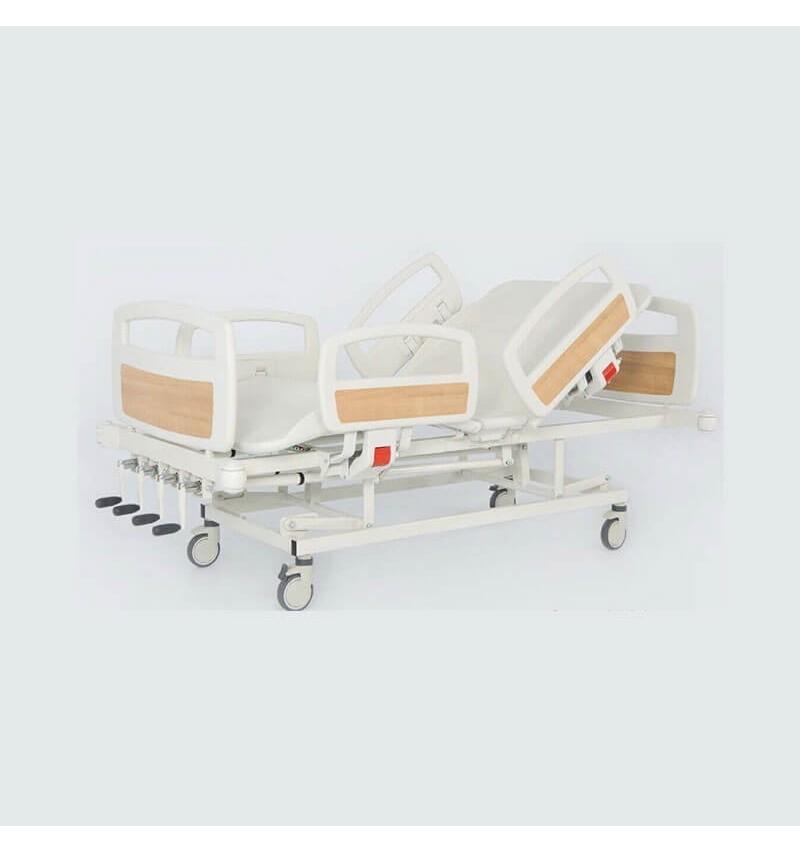Pat de spital mecanic cu 4 manivele - Neoplan 8