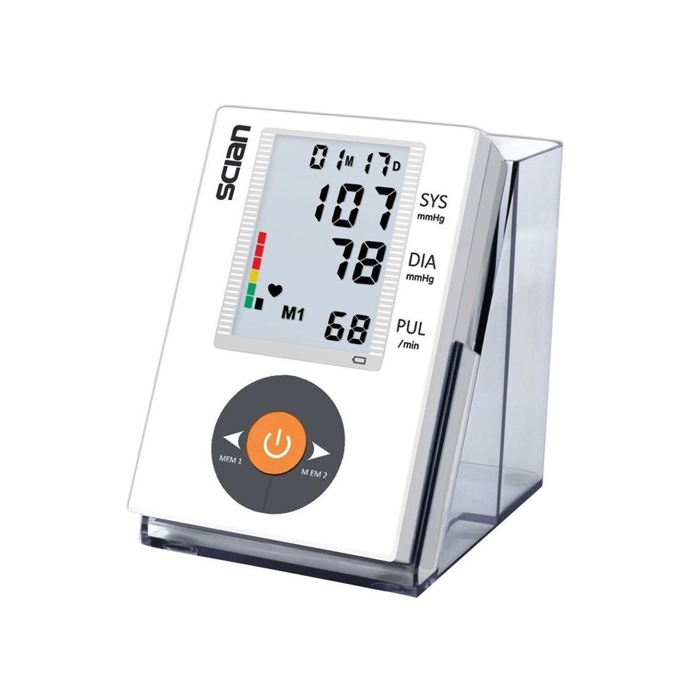 Tensiometru electronic pentru brat cu adaptor inclus - ELD586N