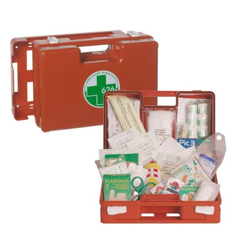 Trusa medicala de prim ajutor - PS503