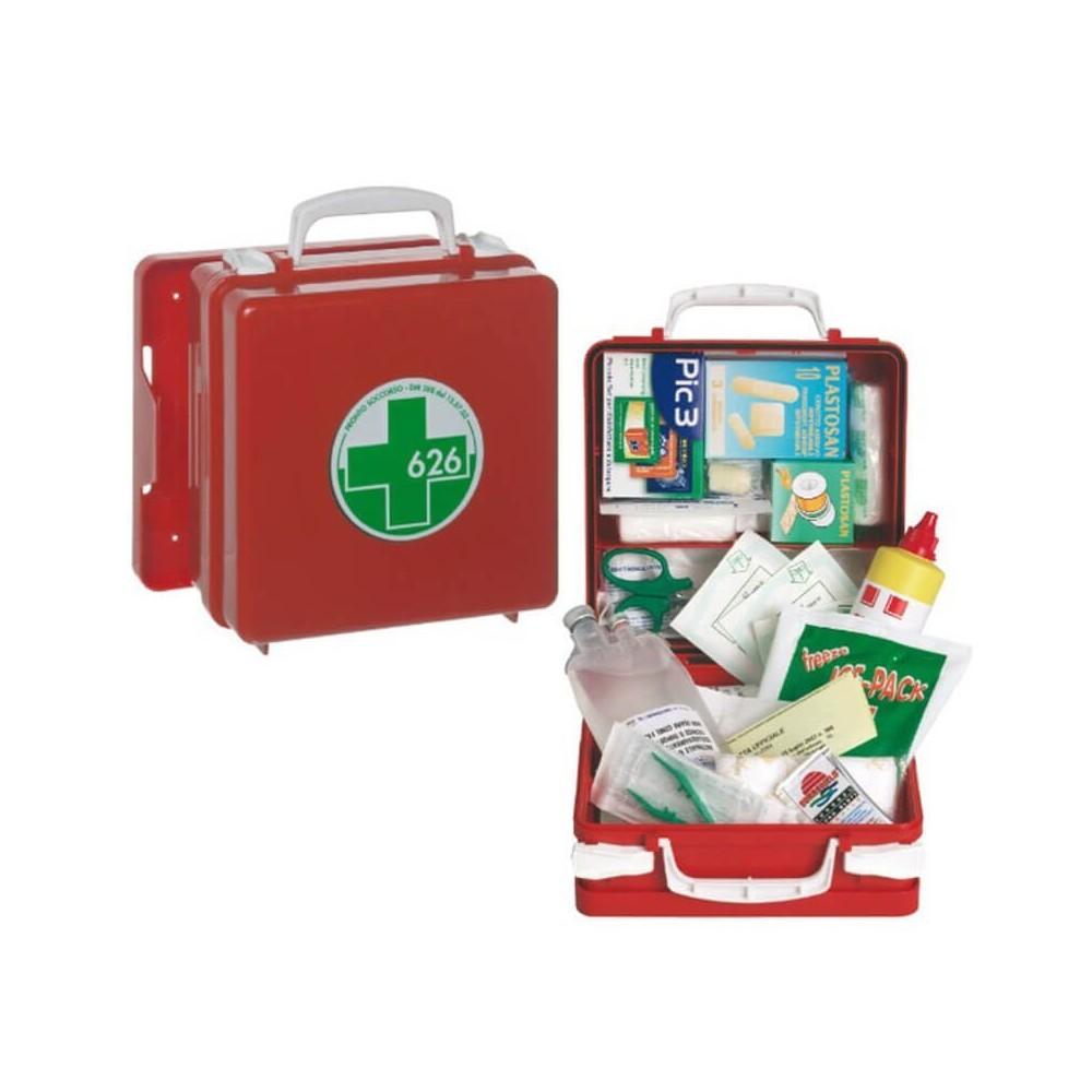 Trusa medicala de prim ajutor - PS502