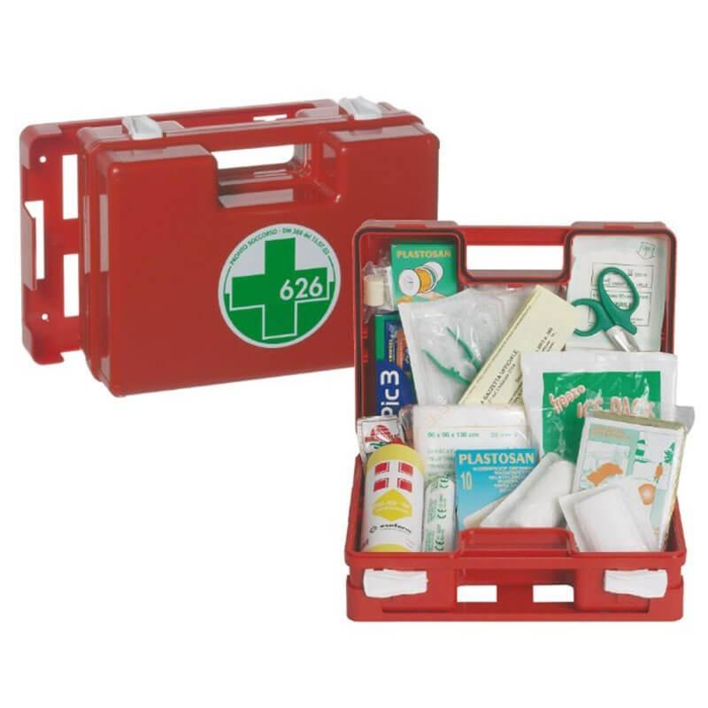 Trusa medicala de prim ajutor - PS501