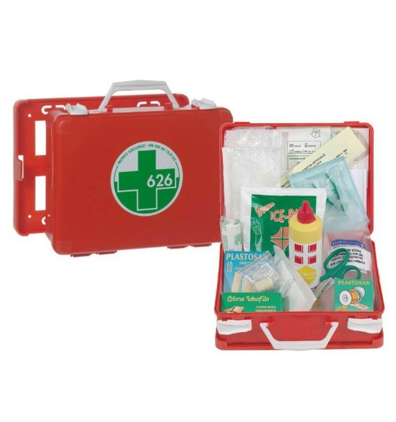 Trusa medicala de prim ajutor MEDIC1 - PS500
