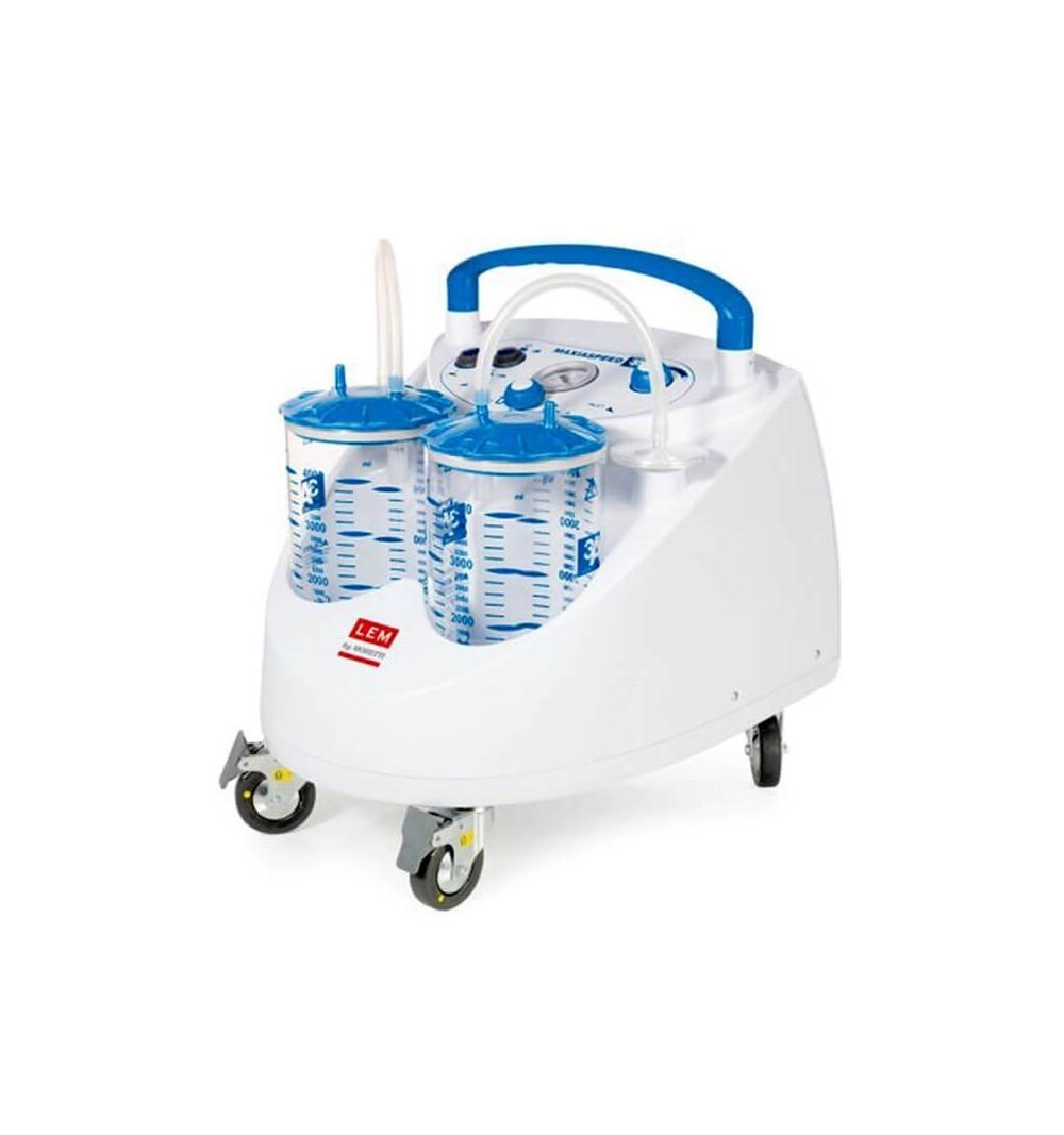Aspirator chirurgical mobil ASPIMED 4.1 2 litri - LTA450