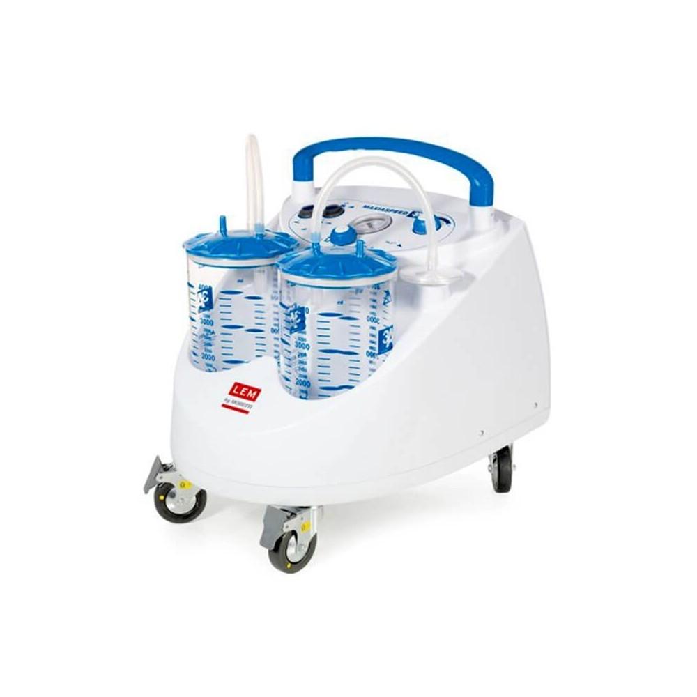 Aspirator chirurgical mobil ASPIMED 4.1 4 litri - LTA455