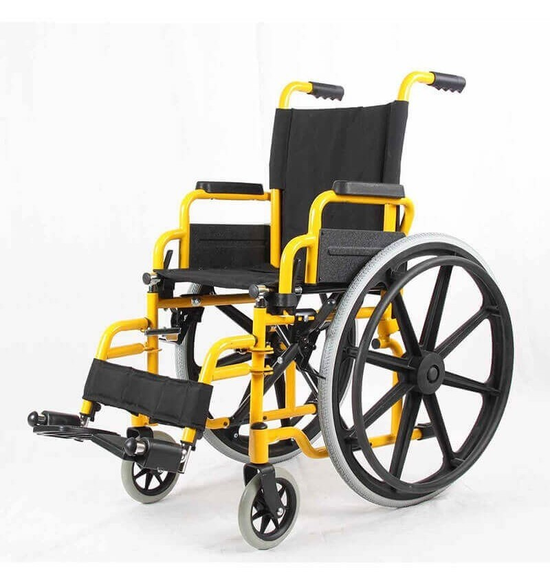 Carucior cu rotile pediatric, transport copii - YJ-013F