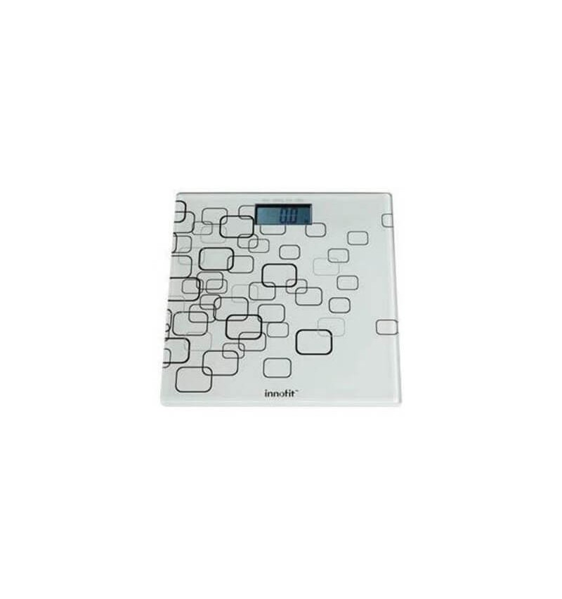 Cantar electronic de baie cu Bluetooth, 180 kg, INN-109