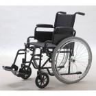 Carucior cu rotile pliabil, transport pacienti, cu antrenare manuala - YJ-005L