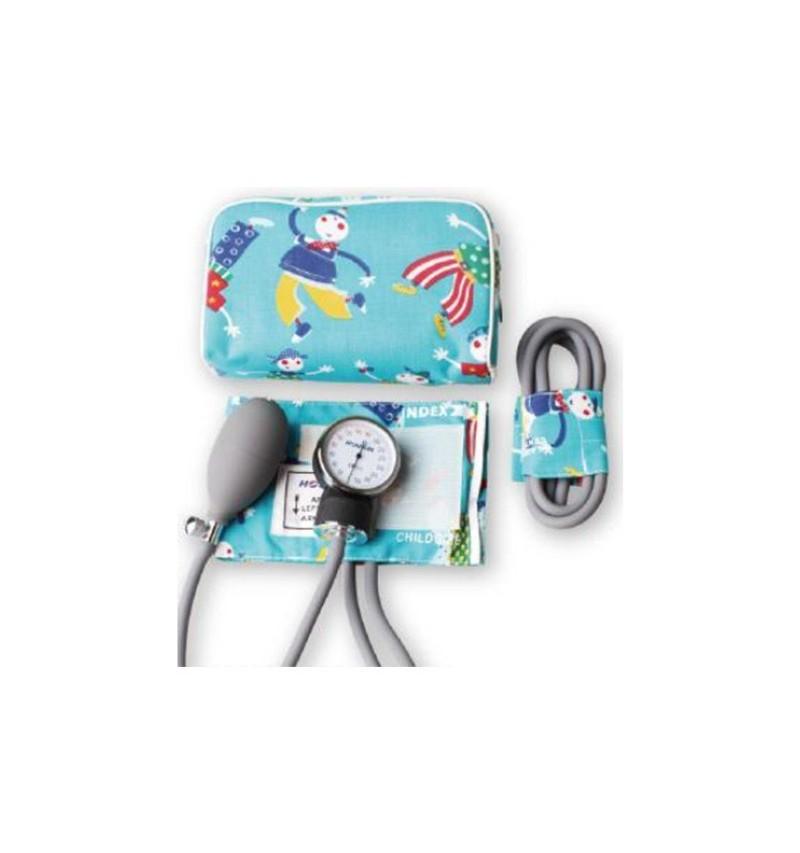 Tensiometru mecanic cu 2 mansete de copii/infant Elecson - HS20C