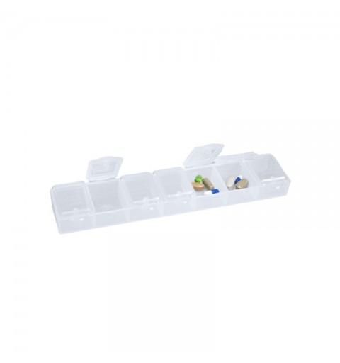 Cutie din plastic pentru pastrarea medicamentelor - HS-404A
