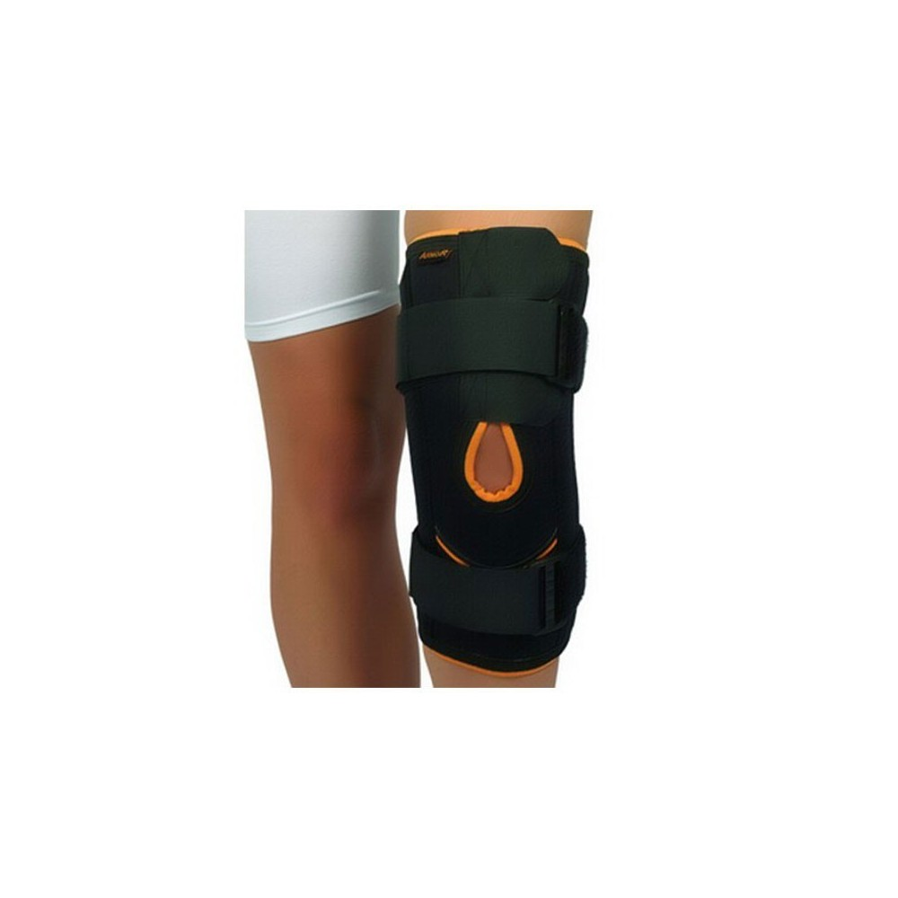 Orteza lunga genunchi obez cu suport rotula si ligamente - ARK2103A