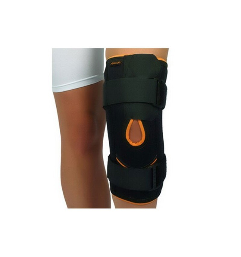 Orteza lunga genunchi cu suport rotula si ligamente - ARK2103A