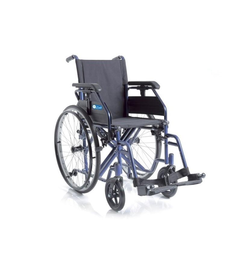 Carucior cu rotile, transport pacienti, actionare manuala - CP200 Dual