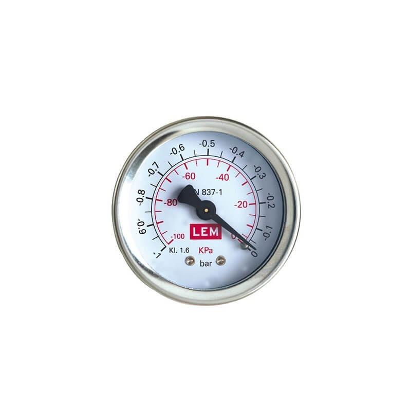 Manometru Ø50mm pentru Aspimed 2.2, 2.3 si 2.5 - LRA 436