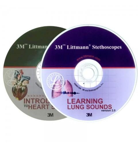 CD educational pentru stetoscoapele 3M™ Littmann®