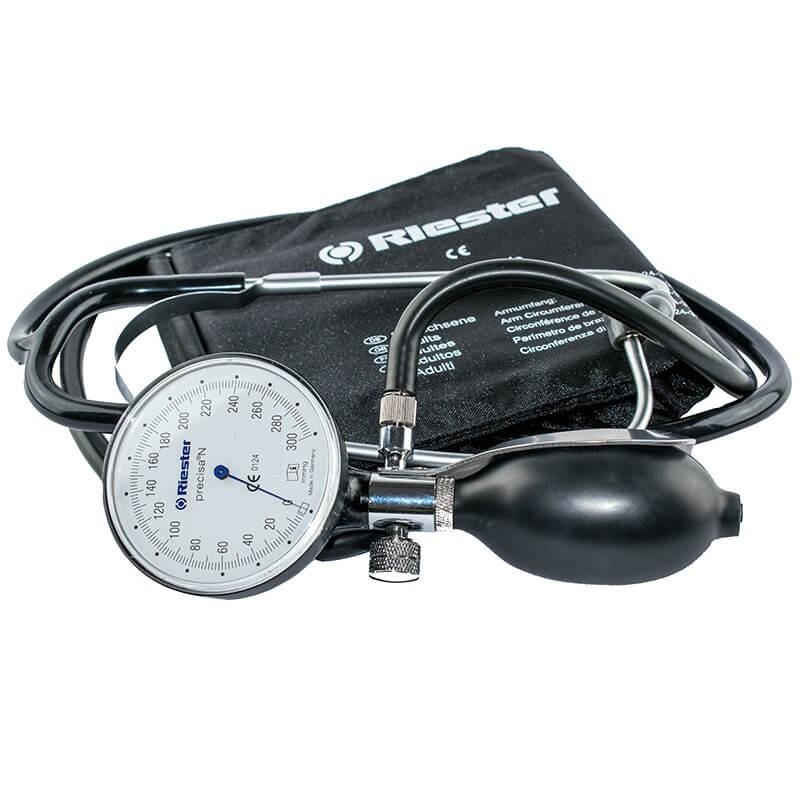Tensiometru mecanic Riester precisa N cu stetoscop inclus - RIE1447-142