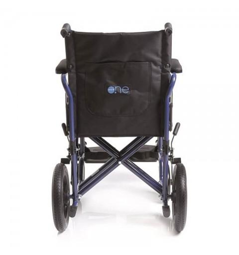 Carucior cu rotile pliabil transport pacienti, tranzit - CP115 Next Go