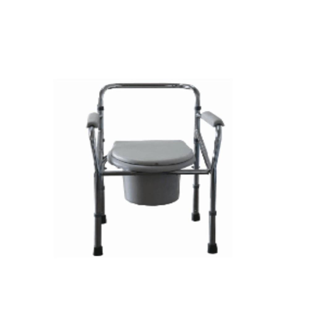 Scaun WC de camera pliabil, functie 4 in 1 - YJ-7100