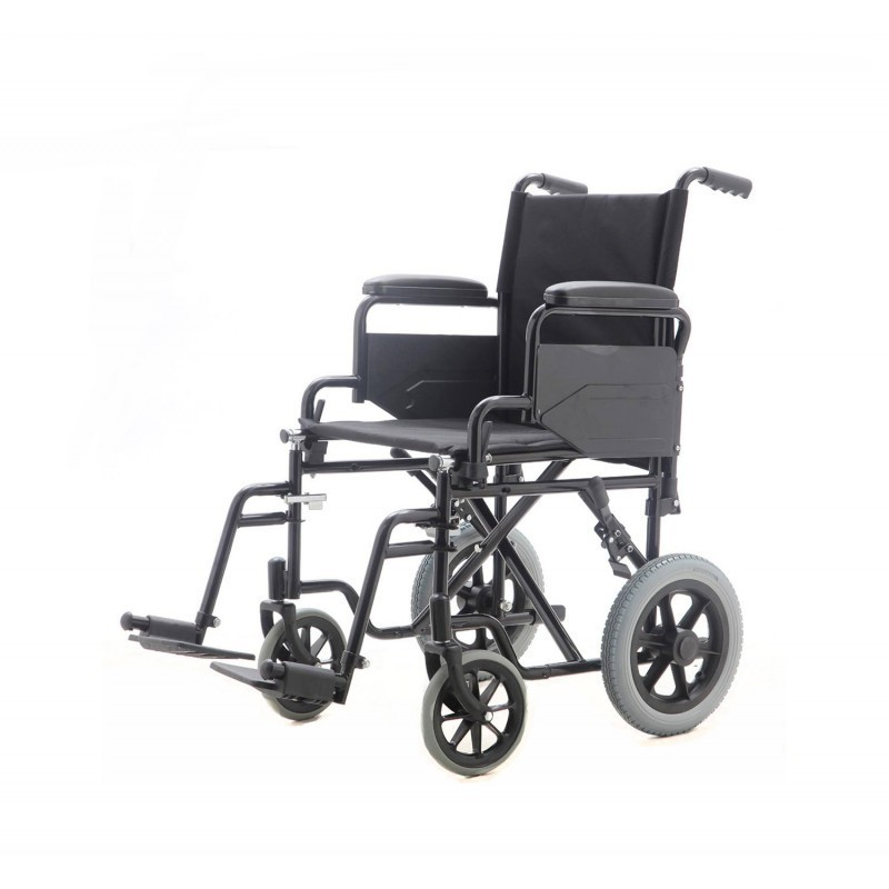 Carucior cu rotile pliabil tip tranzit, transport pacienti - YJ-005G
