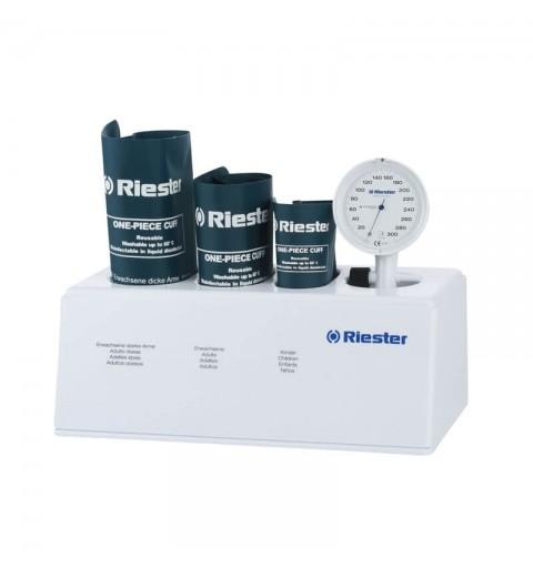 Tensiometru mecanic Riester e-mega cu 3 mansete - RIE1372