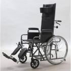 Carucior cu rotile, transport pacienti, cu tetiera - YJ-011E-43 (ambalaj deteriorat)